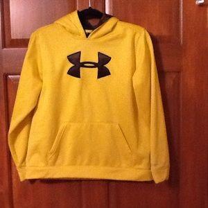 Under Armour Sweatshirt Hoodie Size YXL NWOT